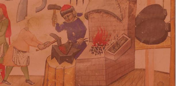 12 au 14 septembre – Hommes et travail du métal dans les villes médiévales : 35 ans après – Colloque international