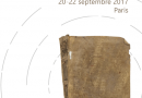 20 au 22 septembre_Colloque «Le manuscrit franciscain retrouvé»