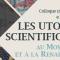 6 au 8 novembre – colloque international : Les Utopies scientifique au Moyen-âge et à la Renaissance