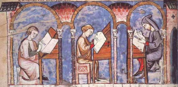 12 au 16 juin – Formation : école d'été «Le livre médiéval au regard des méthodes quantitatives»