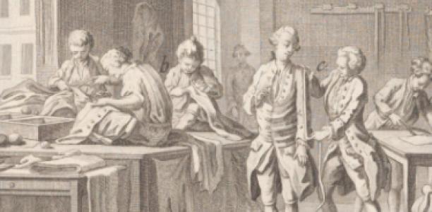 20 septembre – La fabrique de l'habit : artisans, techniques et économie du vêtement à l'époque moderne – journée d'étude