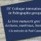 10 au 15 septembre – IXe Colloque international de Paléographie grecque – Le livre manuscrit grec : écritures, matériaux, histoire