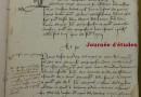 7 juin – Journée d'étude « Administrer par l'écrit au Moyen Âge et à l'époque moderne : Inventions et réinventions d'archives (XIIIe-XVIIIe siècle) »